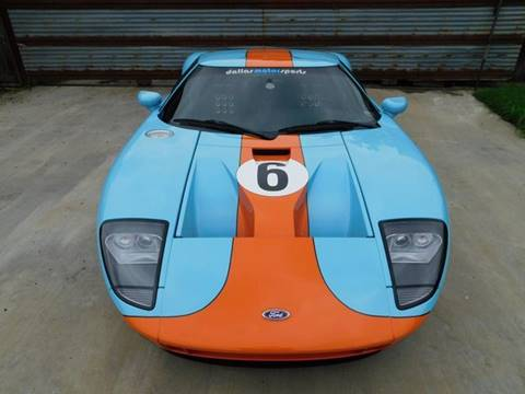 2006 Ford GT for sale in San Jose, CA