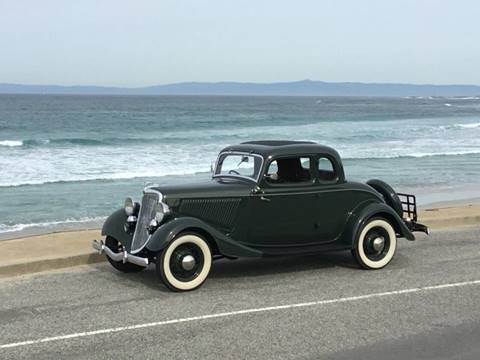 1934 Ford Deluxe for sale in San Jose, CA