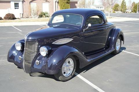 1936 Ford Deluxe for sale in San Jose, CA