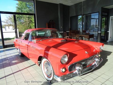 1956 Ford Thunderbird for sale at Gary Simmons Lease - Sales in Mckenzie TN