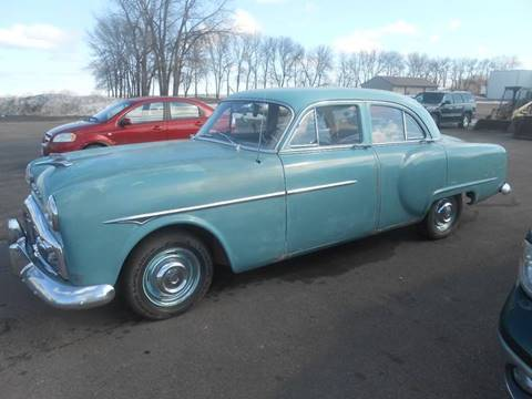 1951 Packard Clipper for sale at Salmon Automotive Inc. in Tracy MN