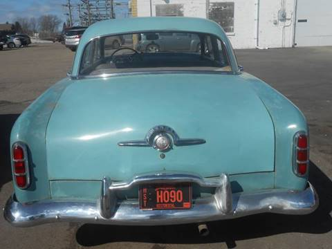 1951 Packard Clipper