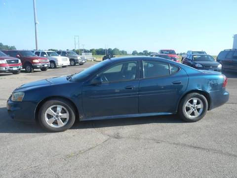 2005 Pontiac Grand Prix for sale at Salmon Automotive Inc. in Tracy MN