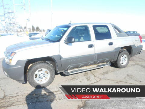 2005 Chevrolet Avalanche for sale at Salmon Automotive Inc. in Tracy MN