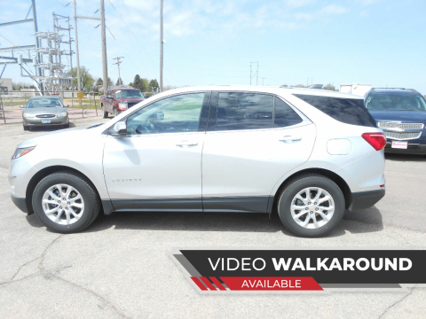 2019 Chevrolet Equinox for sale at Salmon Automotive Inc. in Tracy MN