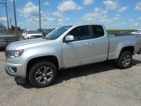 2015 Chevrolet Colorado for sale at Salmon Automotive Inc. in Tracy MN