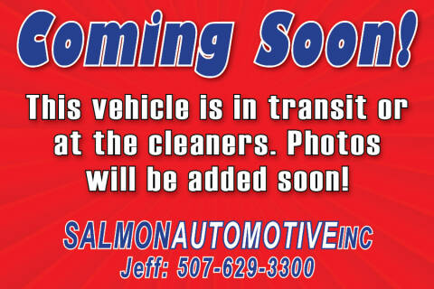 2017 Chevrolet Silverado 1500 for sale at Salmon Automotive Inc. in Tracy MN