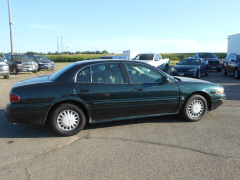 2001 Buick LeSabre for sale at Salmon Automotive Inc. in Tracy MN