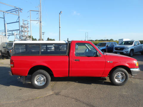 1997 Ford Ranger for sale at Salmon Automotive Inc. in Tracy MN