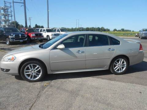 2012 Chevrolet Impala for sale at Salmon Automotive Inc. in Tracy MN