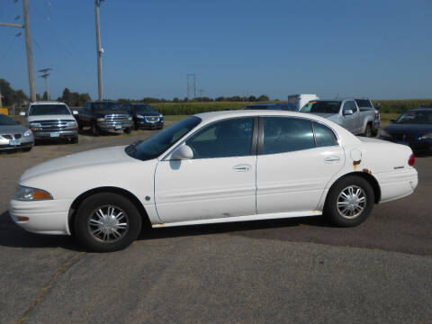 2002 Buick LeSabre for sale at Salmon Automotive Inc. in Tracy MN