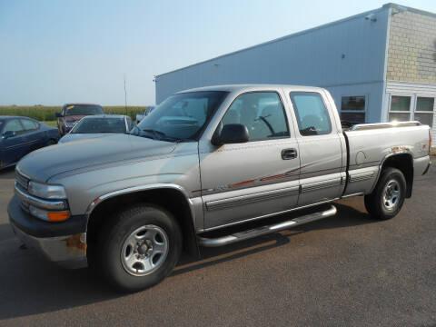 2000 Chevrolet Silverado 1500 for sale at Salmon Automotive Inc. in Tracy MN