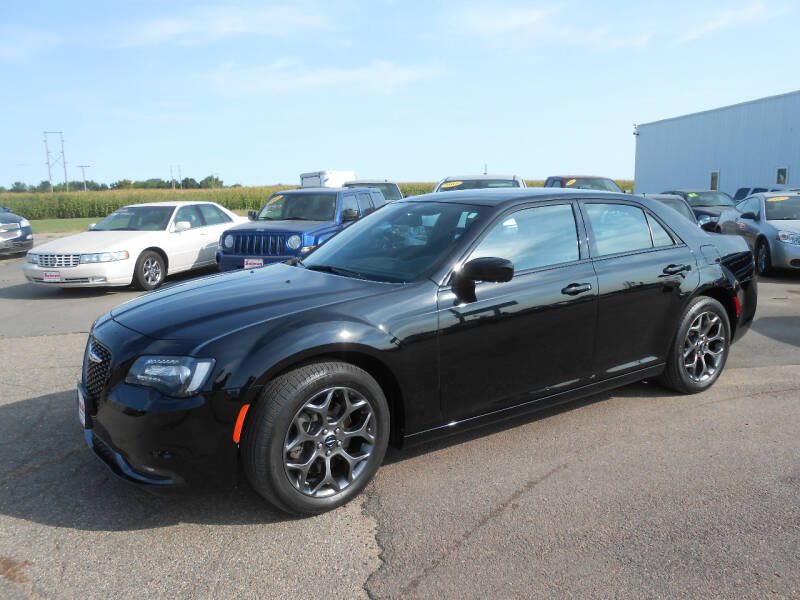 2017 Chrysler 300 for sale at Salmon Automotive Inc. in Tracy MN