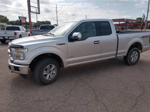 2016 Ford F-150 for sale at Salmon Automotive Inc. in Tracy MN