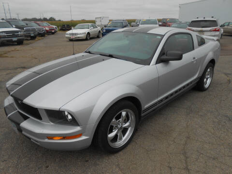 2006 Ford Mustang for sale at Salmon Automotive Inc. in Tracy MN