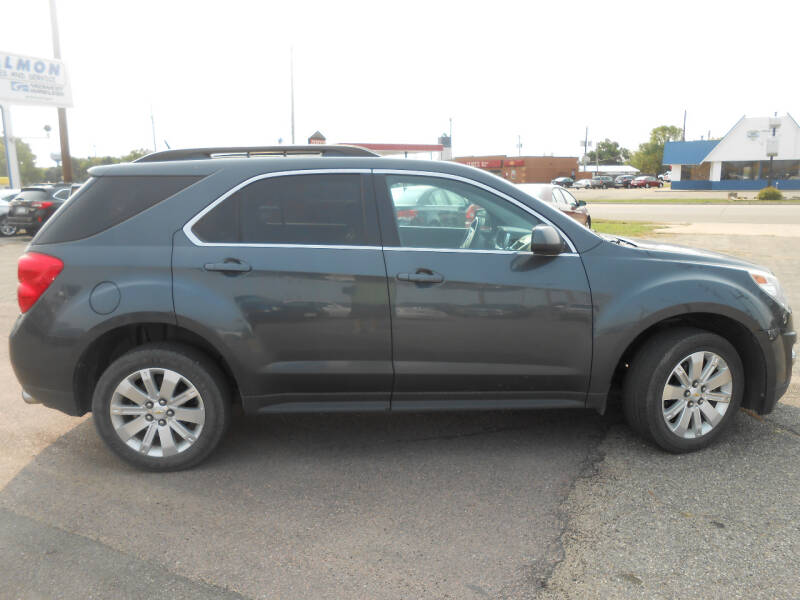 2011 Chevrolet Equinox for sale at Salmon Automotive Inc. in Tracy MN