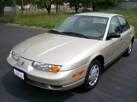 2001 Saturn S-Series for sale in Sacramento CA