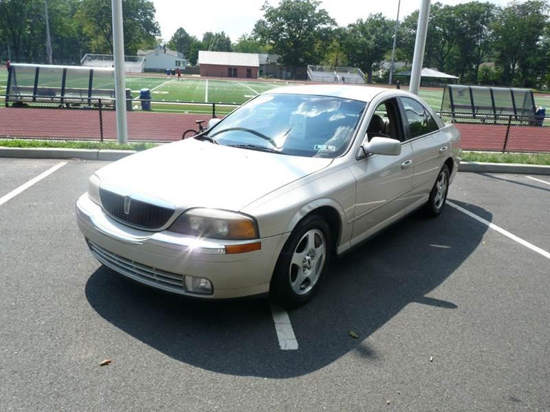 2000 Lincoln LS 4dr V8 Sedan - Roselle NJ