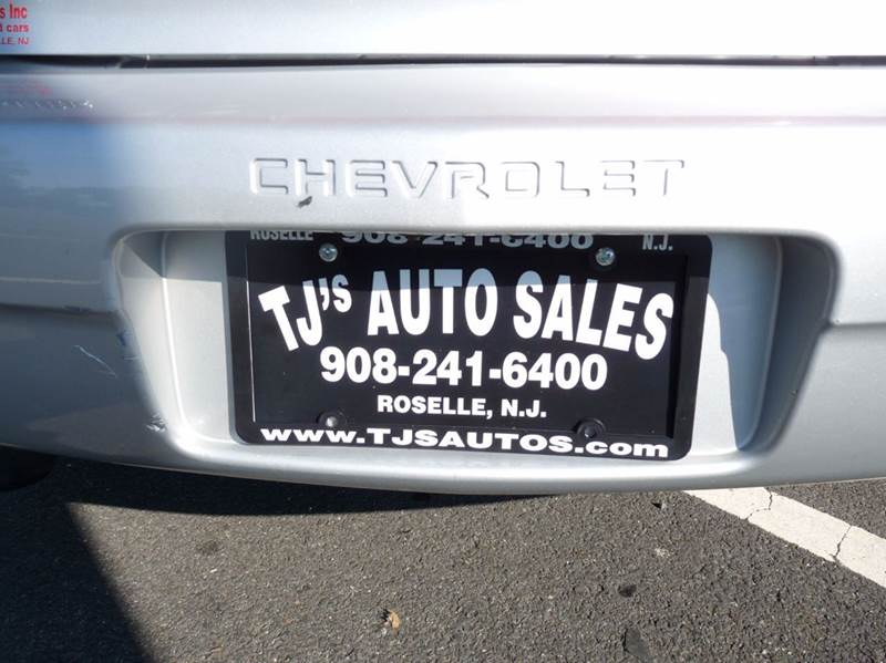 2004 Chevrolet Cavalier 4dr Sedan - Roselle NJ
