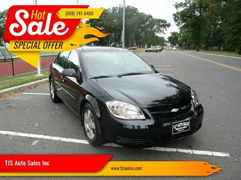 2010 Chevrolet Cobalt for sale at TJS Auto Sales Inc in Roselle NJ