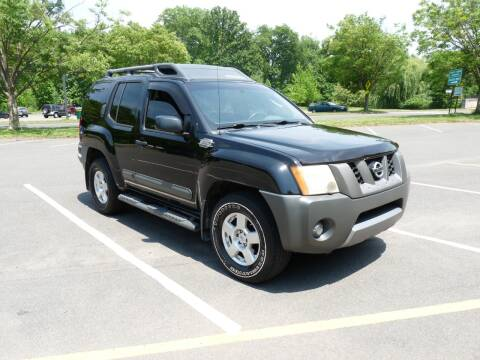 2008 Nissan Xterra for sale at TJS Auto Sales Inc in Roselle NJ