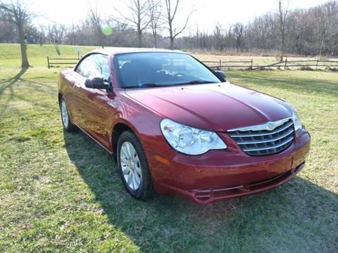 2010 Chrysler Sebring for sale at TJS Auto Sales Inc in Roselle NJ