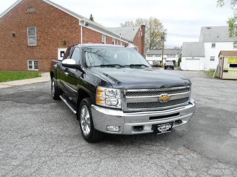 2013 Chevrolet Silverado 1500 for sale at TJS Auto Sales Inc in Roselle NJ