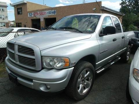 2003 Dodge Ram Pickup 1500 for sale at Reliable Auto Sales in Roselle NJ