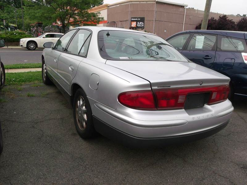 2002 BUICK REGAL GS - YouTube