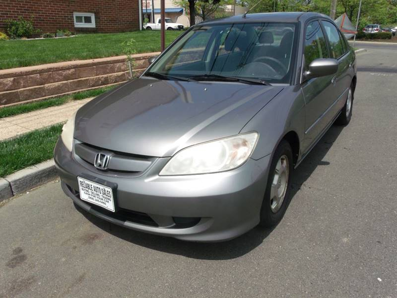 2005 Honda Civic for sale at Reliable Auto Sales in Roselle NJ