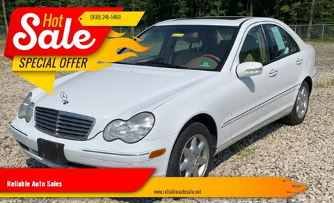 2001 Mercedes-Benz C-Class for sale in Roselle, NJ