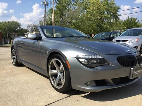 BMW Series For Sale In Missouri Carsforsalecom - 2008 bmw 645ci