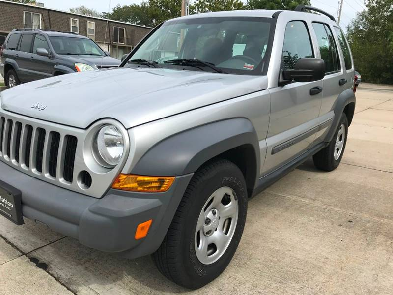 2005 Jeep Liberty Sport 4dr SUV   Columbia MO