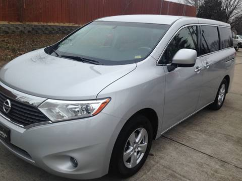 2015 Nissan Quest for sale in Columbia, MO