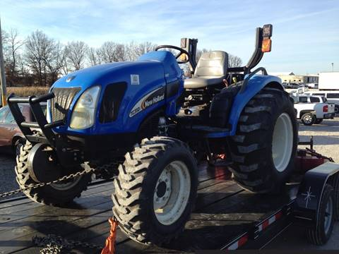 2009 New Holland TC35D for sale in Columbia, MO
