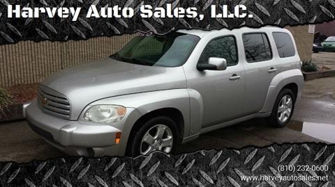 Used Tires Flint Mi >> 2006 Chevrolet Hhr For Sale In Flint Mi
