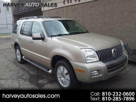 2006 Mercury Mountaineer for sale at Harvey Auto Sales, LLC. in Flint MI