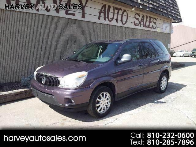2006 Buick Rendezvous for sale at Harvey Auto Sales, LLC. in Flint MI