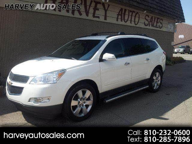2011 Chevrolet Traverse for sale at Harvey Auto Sales, LLC. in Flint MI
