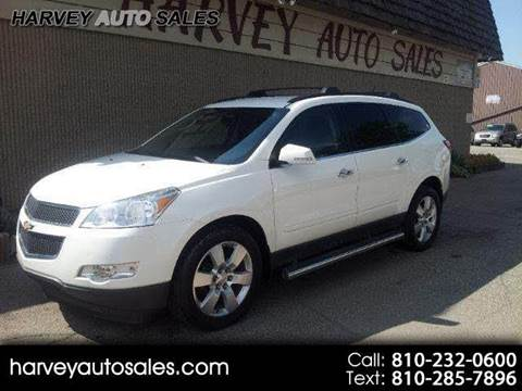 2011 Chevrolet Traverse for sale at Harvey Auto Sales, LLC. in Flint MI