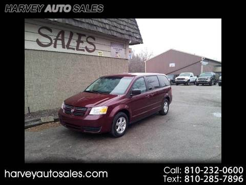 2009 Dodge Grand Caravan for sale at Harvey Auto Sales, LLC. in Flint MI