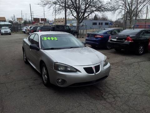 2007 Pontiac Grand Prix for sale in Flint, MI