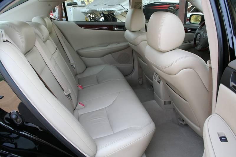 2003 Lexus ES 300 4dr Sedan - Rocklin CA