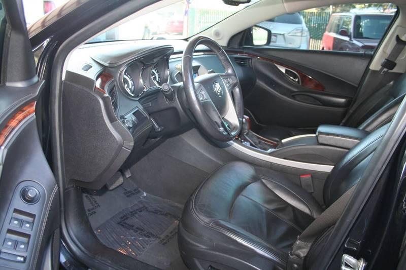 2011 Buick LaCrosse CXL 4dr Sedan - Rocklin CA