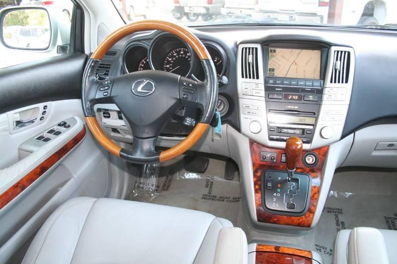 2006 Lexus RX 330 AWD 4dr SUV - Rocklin CA