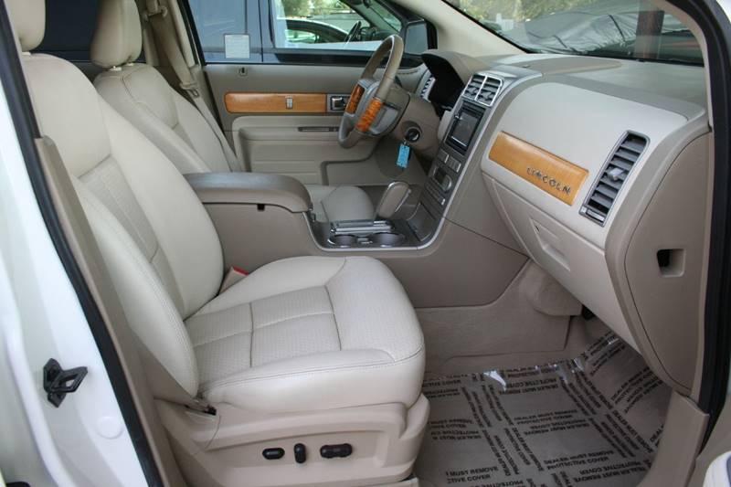 2007 Lincoln MKX AWD 4dr SUV - Rocklin CA