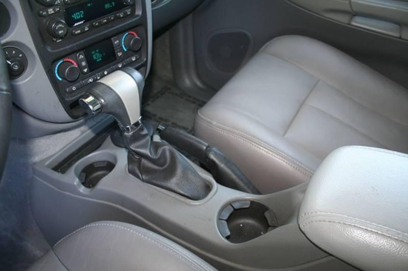 2005 Chevrolet TrailBlazer LT 4dr SUV - Rocklin CA