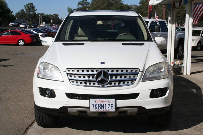 2008 Mercedes-Benz M-Class AWD ML 350 4MATIC 4dr SUV - Rocklin CA