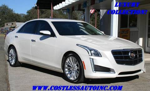 2014 Cadillac CTS for sale in Rocklin, CA