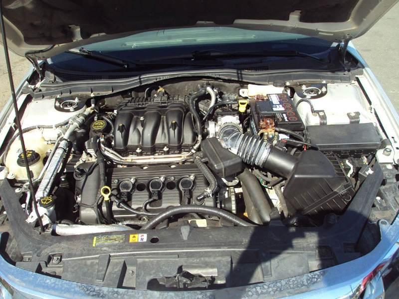 2010 Ford Fusion SE 4dr Sedan - Kaneohe HI